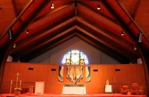 Holy Family Church - Prior to 2013 Remodel